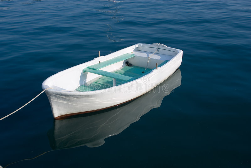Piccola barca immagini stock libere da diritti