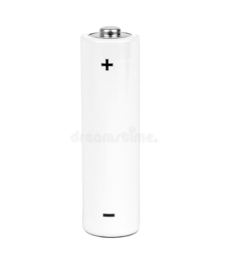 Piccola batteria fotografia stock