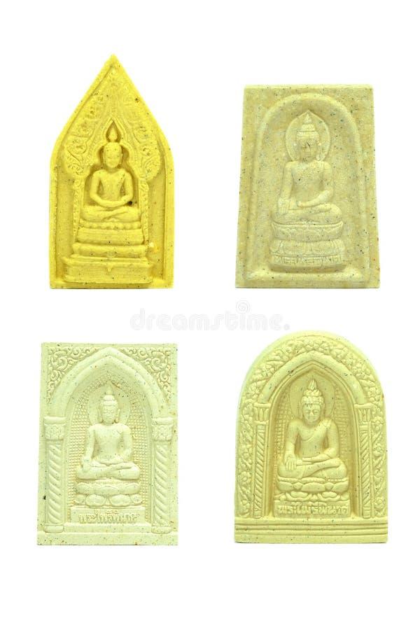 Piccola Buddha immagine di quattro fotografia stock libera da diritti