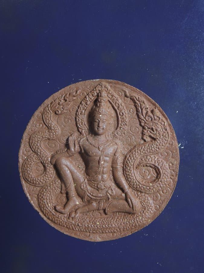 Piccola immagine di Buddha fotografia stock