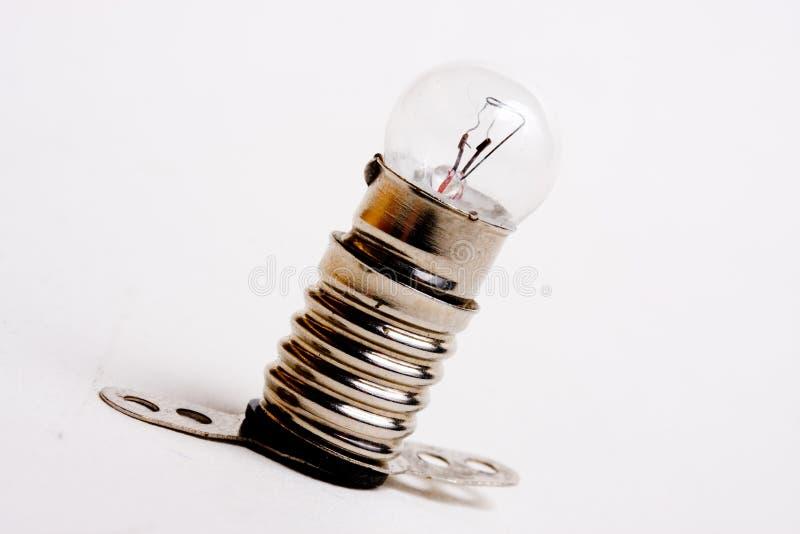 Piccola lampadina immagine stock