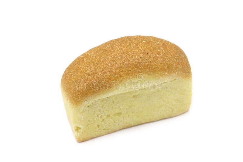 Piccola pagnotta di pane bianco fotografia stock libera da diritti