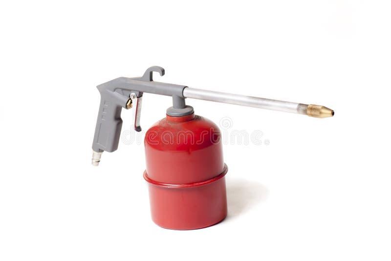 Piccola pistola a spruzzo fotografia stock libera da diritti