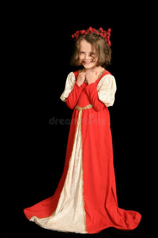 Piccola principessa immagine stock libera da diritti