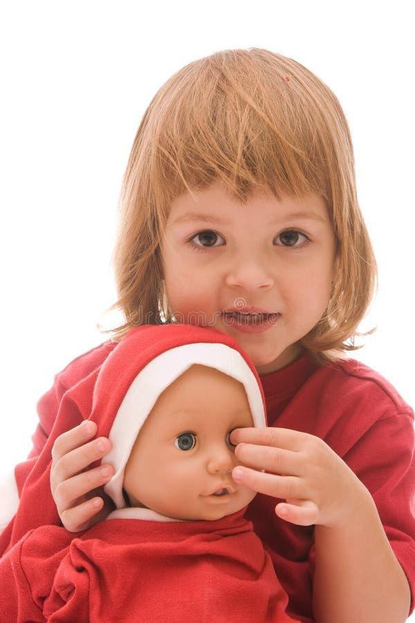 Piccola Santa fotografie stock