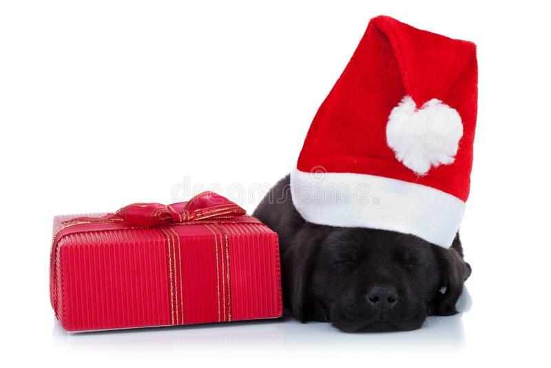 Piccola Santa sveglia immagini stock libere da diritti