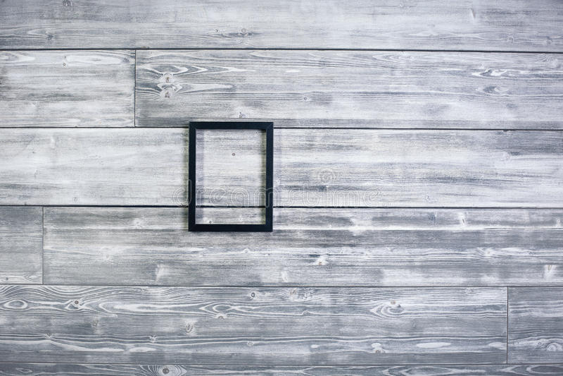 Piccola struttura nera fotografia stock