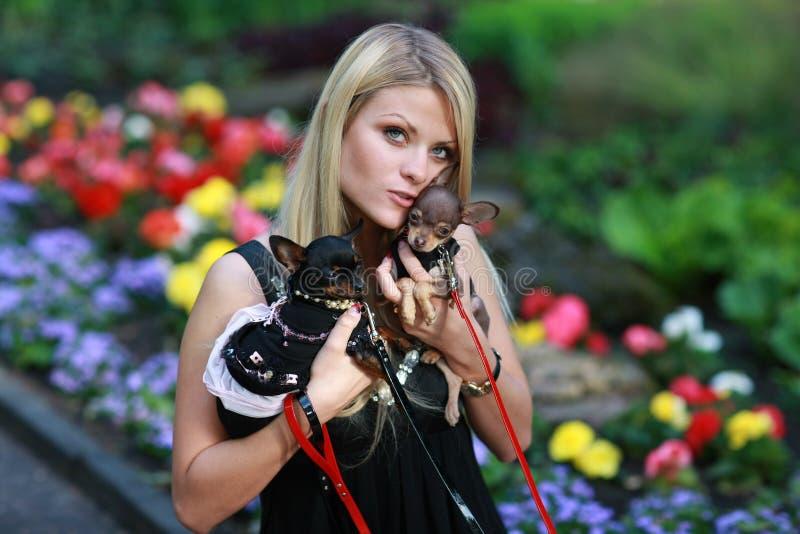 Piccoli amici fotografie stock libere da diritti