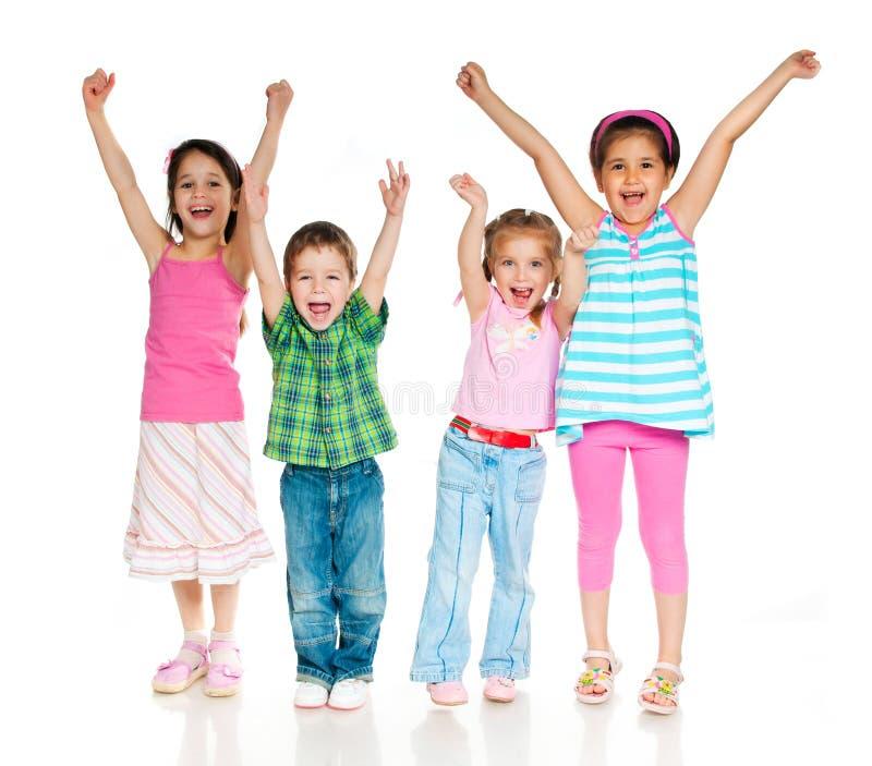 Piccoli bambini fotografia stock libera da diritti