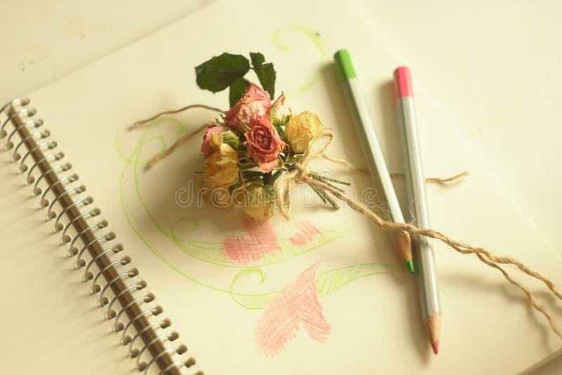 Piccoli fiori di tenerezza immagini stock libere da diritti
