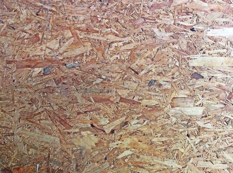 Piccoli pezzi di compatto di legno, adatti a fondo fotografie stock libere da diritti