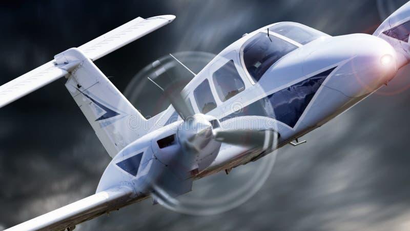 Piccoli velivoli immagini stock