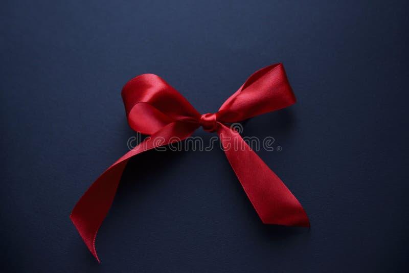 Piccolo arco rosso fotografie stock libere da diritti