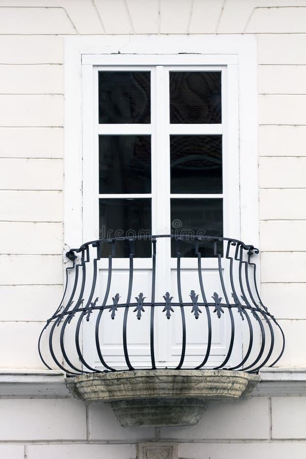 Piccolo balcone fotografia stock libera da diritti