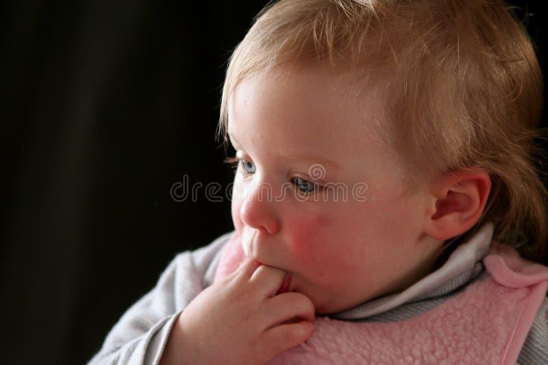 Piccolo bambino immagine stock