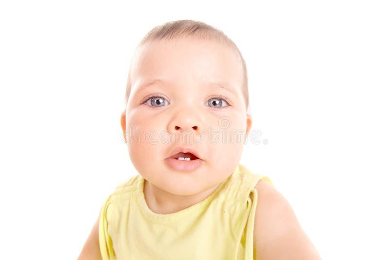 Download Piccolo bambino fotografia stock. Immagine di closeup - 56886944