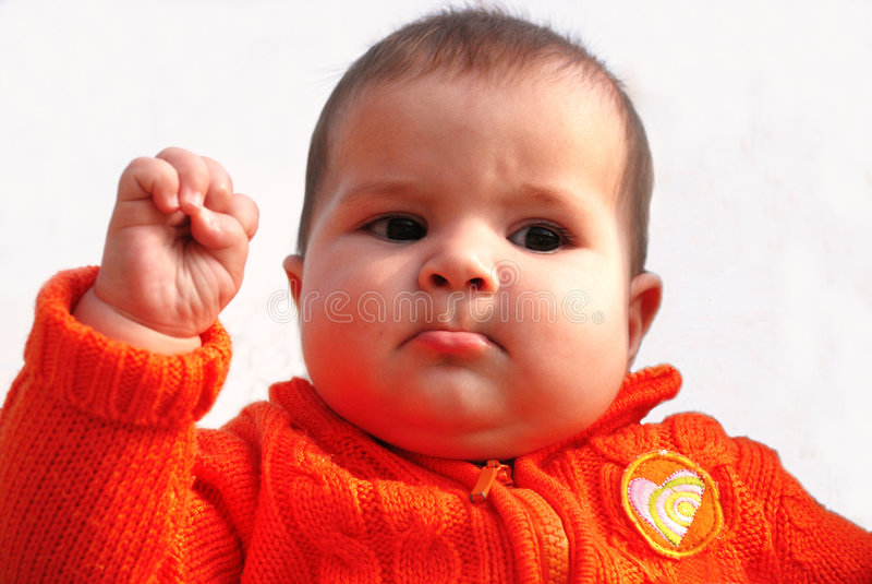 Download Piccolo bambino fotografia stock. Immagine di famiglia - 7321724