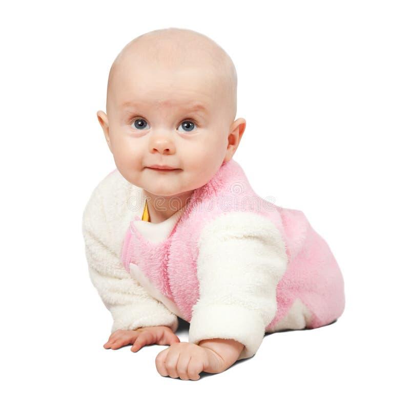 Piccolo bambino adorabile fotografie stock libere da diritti