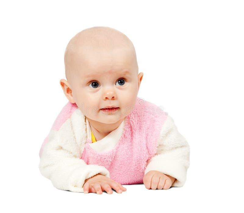 Piccolo bambino adorabile immagini stock