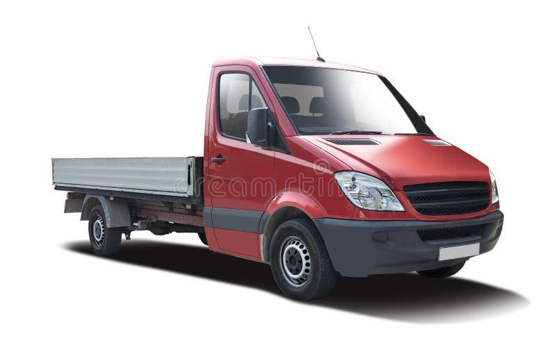 Piccolo camion del telaio immagini stock