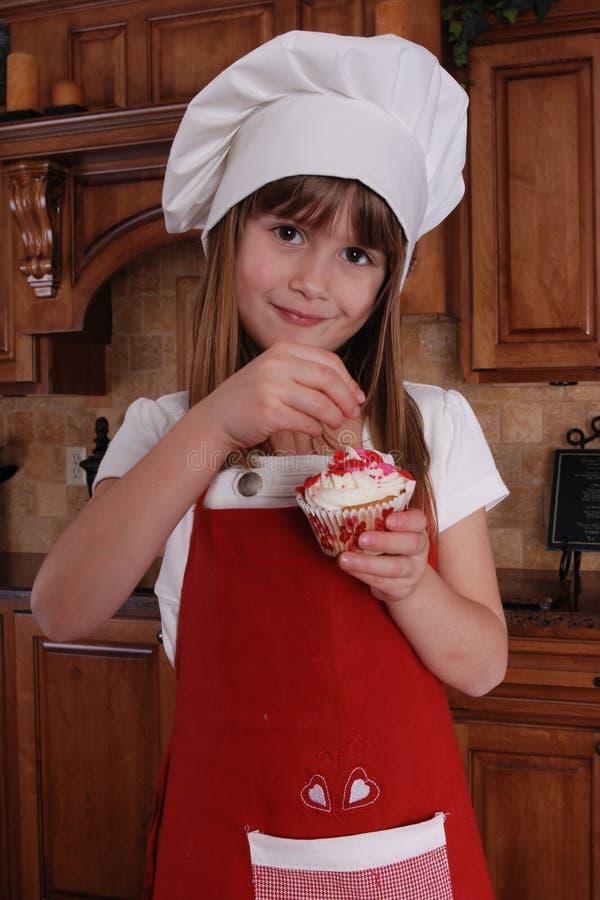 Piccolo cuoco unico fotografie stock libere da diritti