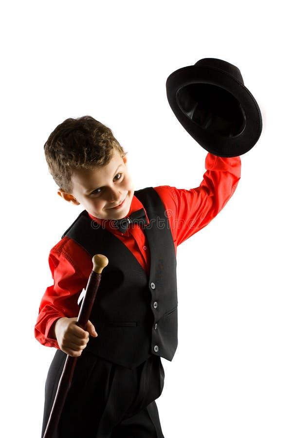 Piccolo danzatore fotografie stock libere da diritti