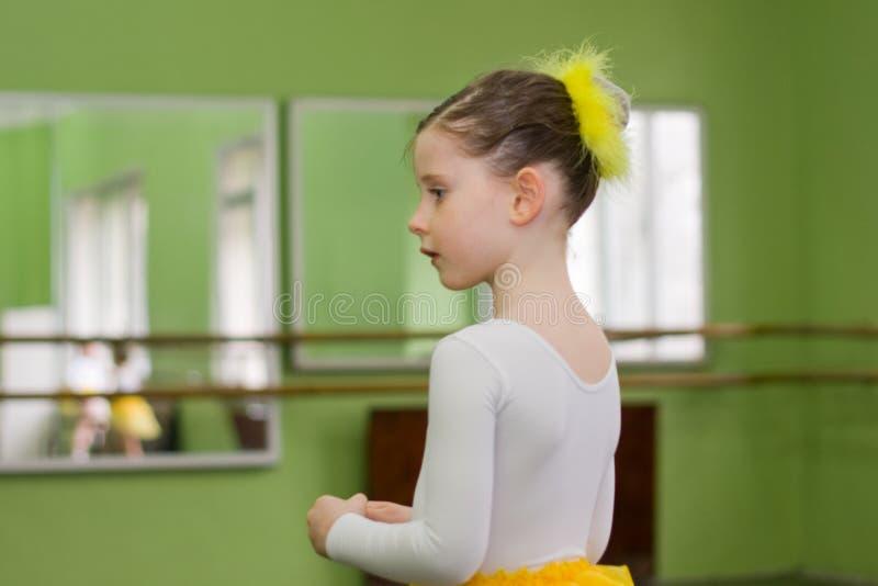 Piccolo danzatore fotografie stock