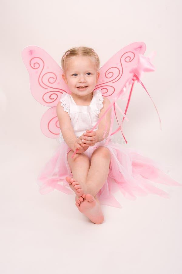 Piccolo fairy fotografia stock
