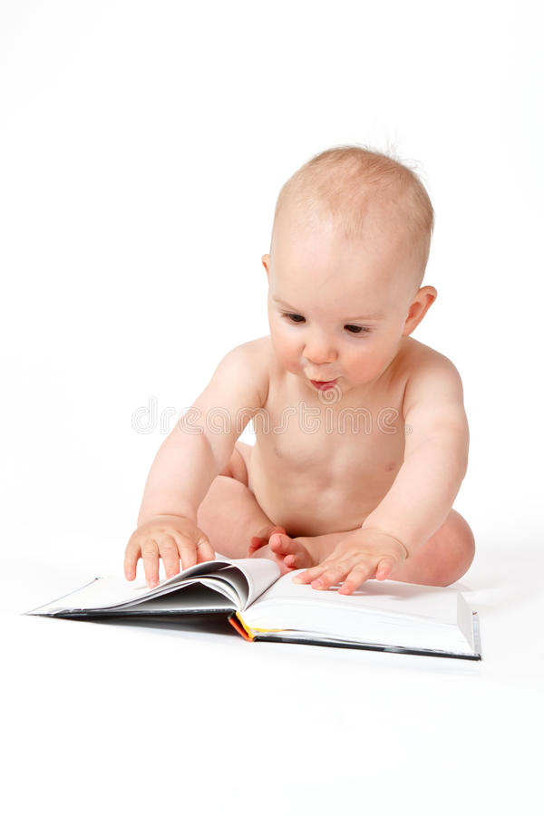 Piccolo neonato fotografie stock