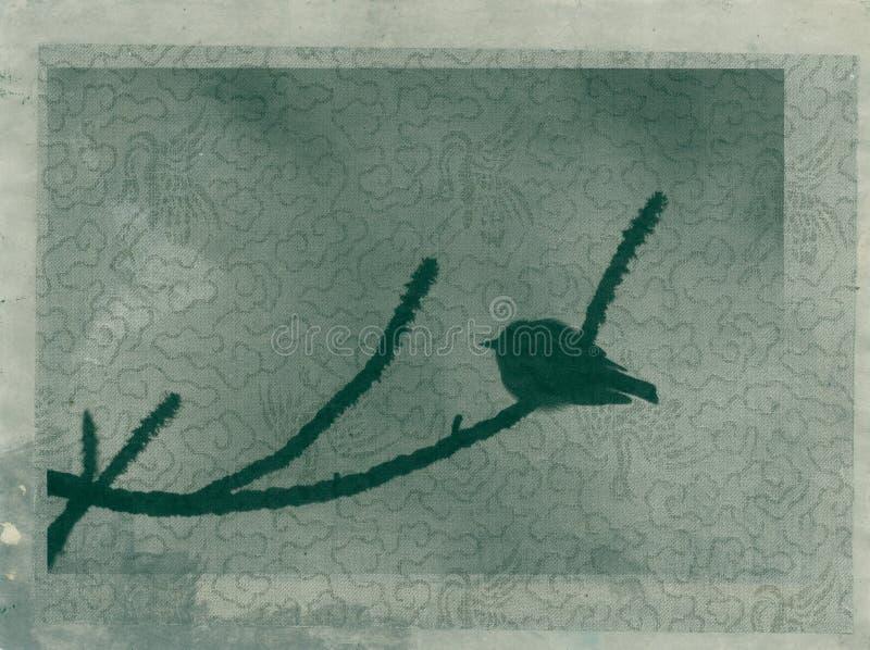 Piccolo passero illustrazione di stock