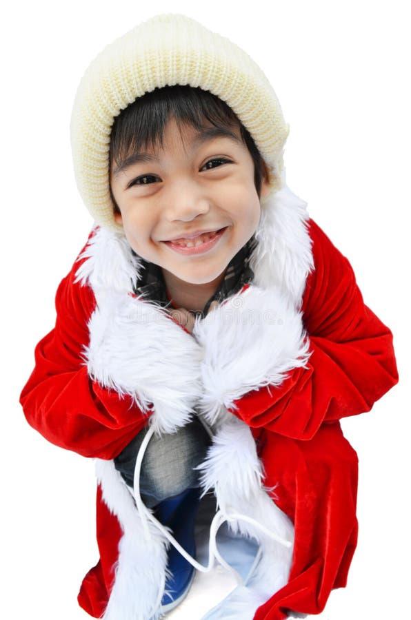 Piccolo ragazzo di Santa