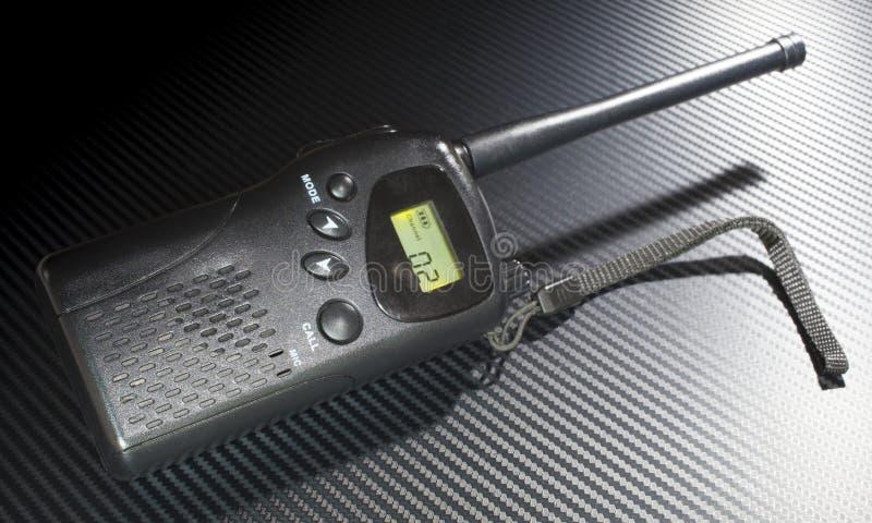 Piccolo walkie-talkie fotografia stock
