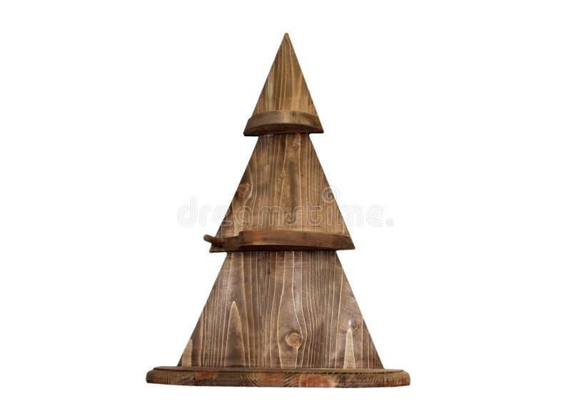 Picea de madera del estante fotografía de archivo libre de regalías