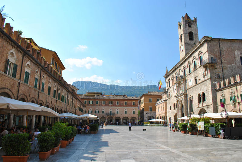 Piceno de Ascoli fotos de stock royalty free