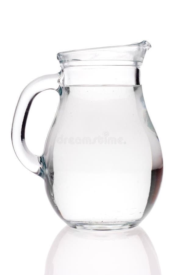 Pichet de l'eau photo stock