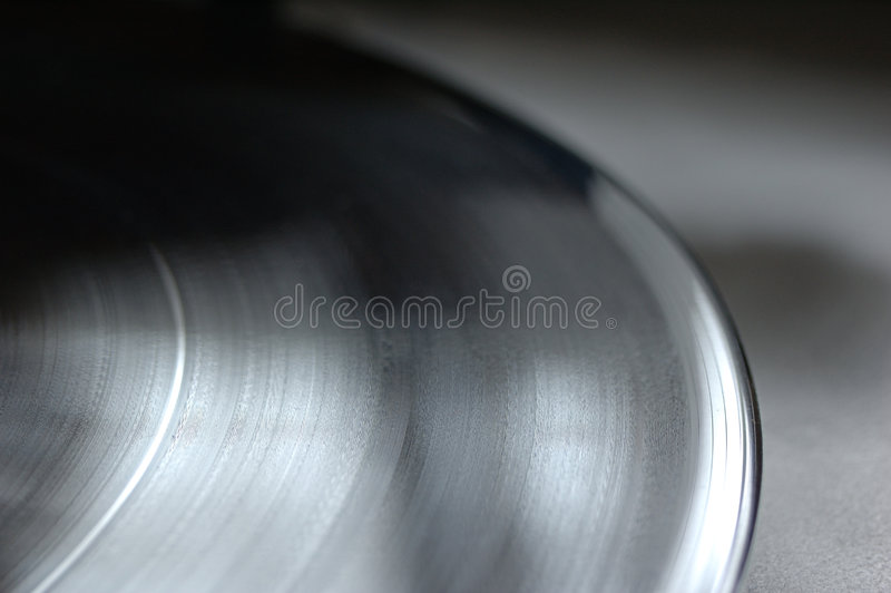 Pick-up disc stock photo