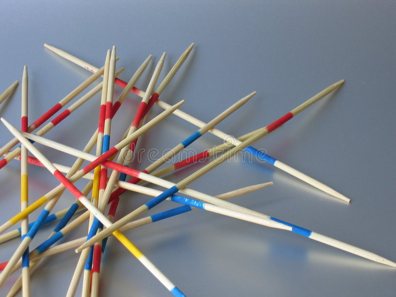 Download Pick-up Sticks stock photo. Image of details, sticks, wooden - 12068