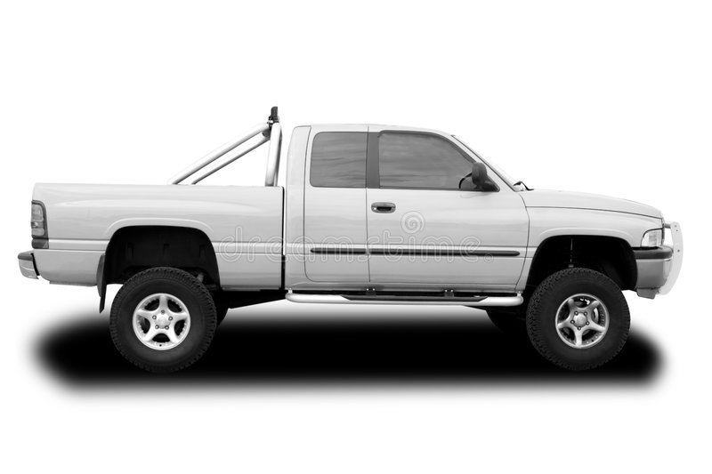 Download Pick Up Truck Royalty Free Stock Image - Image: 8261676