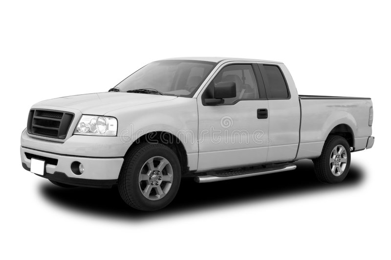 Pick Up Truck royalty free stock photo