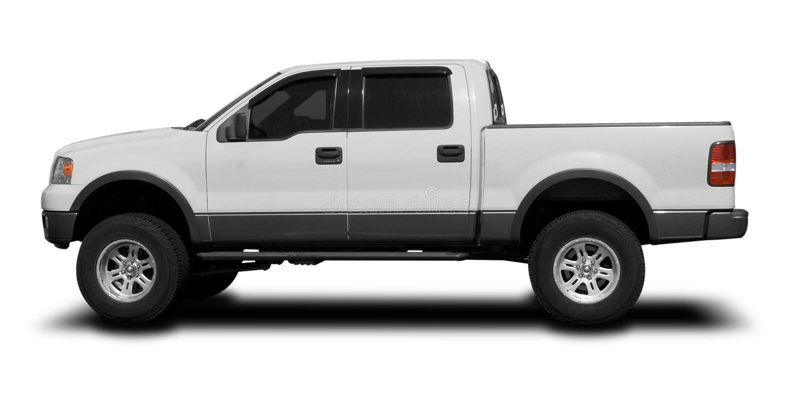 Pick Up Truck royalty free stock photos