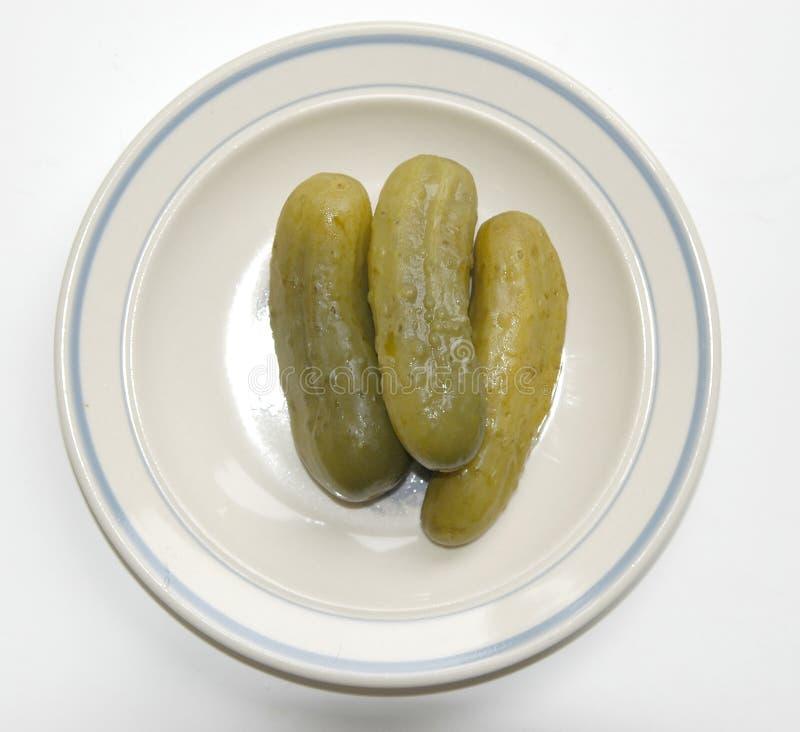 Download Pickels immagine stock. Immagine di piatto, piastra, alimento - 203909