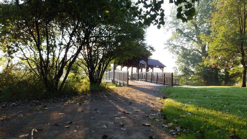 Pickerington Ponds Metro Park royalty free stock photos