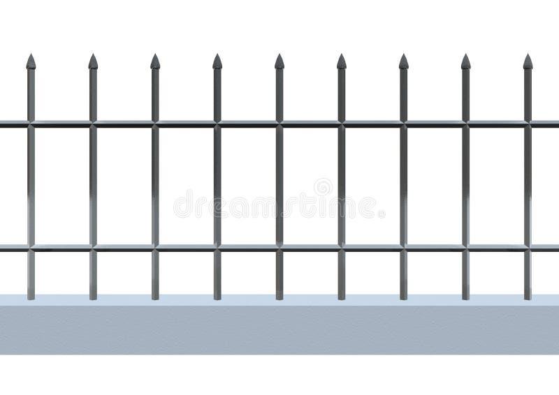 Download Picket stock illustration. Image of home, background - 12408768