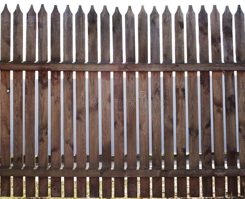 Download Picket fence stock photo. Image of picket, lines, barrier - 19332136