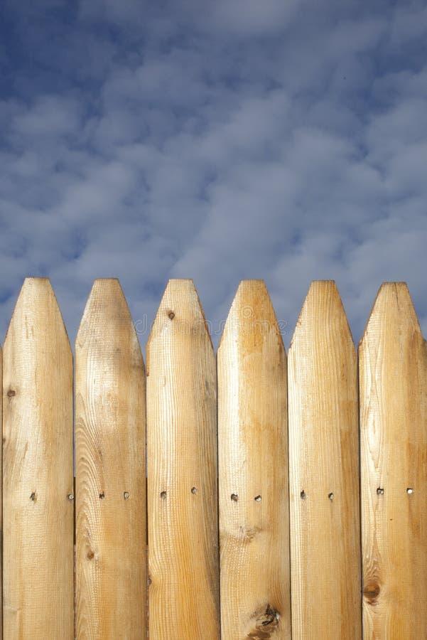 Download Picket Fence stock image. Image of blue, form, building - 36265617