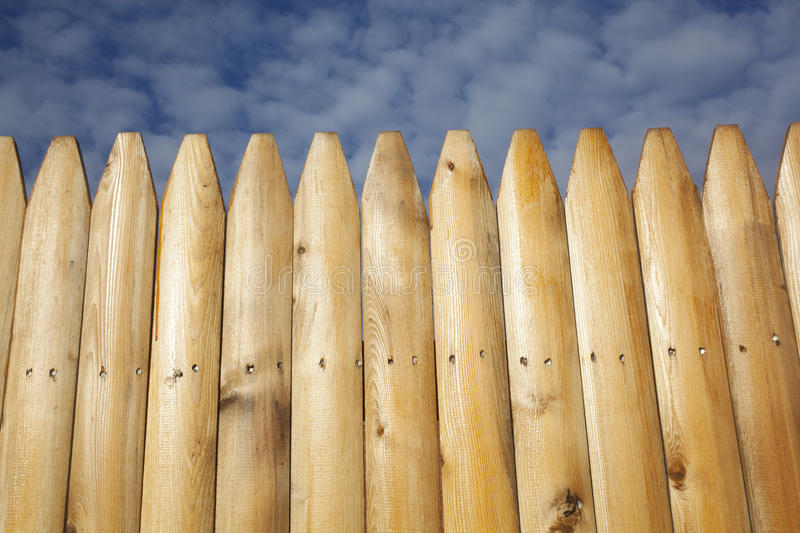 Download Picket Fence stock image. Image of shape, private, plank - 36265619