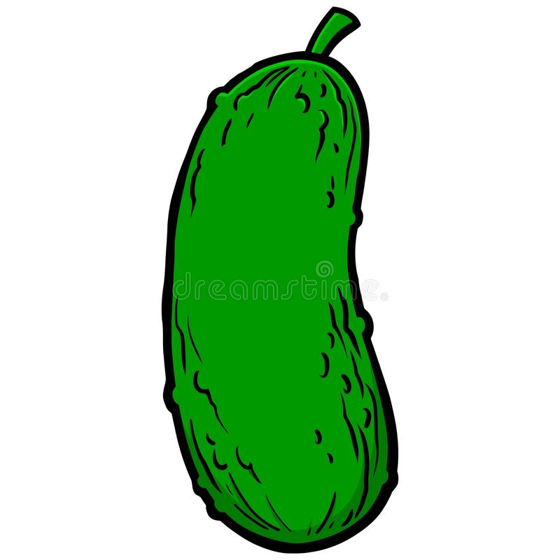 Free Pickle Icon Stock Image - 72947361