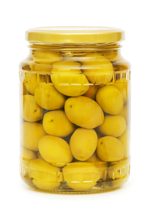 Download Pickled olives stock image. Image of glass, store, snack - 12080167
