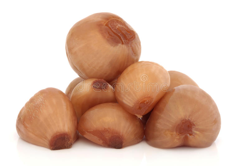 Download Pickled Onions stock image. Image of pickled, pickle - 18600227