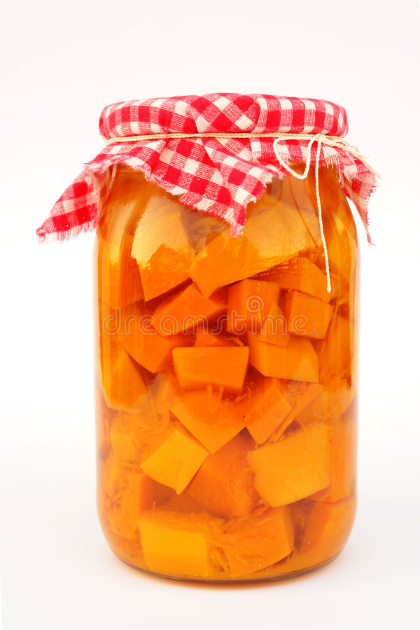 Download Pickled pumpkin stock photo. Image of spicy, vegetarian - 8886274